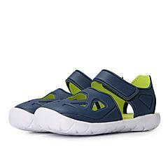 adidas阿迪达斯2018男婴童FortaSwim 2 I游泳鞋CQ0087