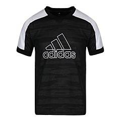 adidas阿迪达斯2018男大童YB SS CL TEE1短袖T恤CZ8258