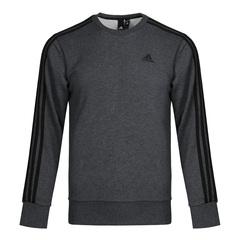 adidas阿迪达斯2018男子ESS 3S CREW FT针织套衫CZ7354