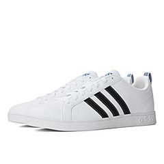 adidas阿迪达斯2018男子VS ADVANTAGE网球文化网球鞋F99256