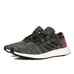 adidas阿迪达斯2018女子PureBOOST Element W跑步BOOST跑步鞋B75667