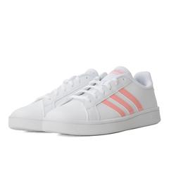 adidas阿迪達斯2021女子GRAND COURT BASE網球場下休閑網球鞋EG4055