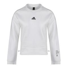 adidas阿迪達斯女子STYLE SOFT SWT針織套衫GM1458