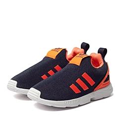 adidas阿迪三叶草 新款专柜同款男婴童ZX FLUX系列休闲鞋S75215