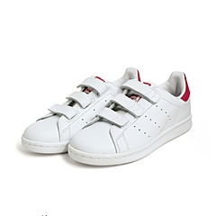 adidas阿迪三叶草2017新款专柜同款女婴童STAN SMITH休闲鞋B32704