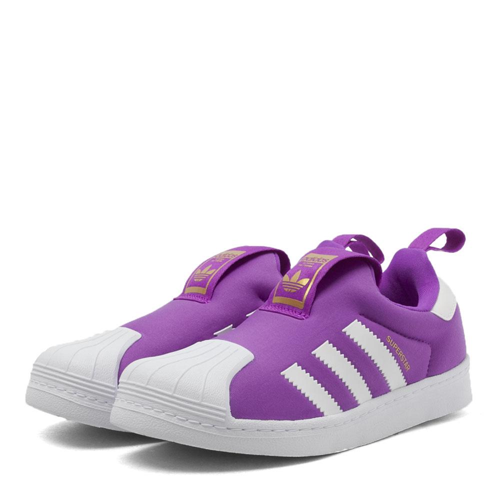adidas阿迪三叶草2016新款专柜同款女小童superstar休闲鞋s32132