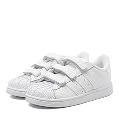 adidas阿迪三叶草2016新款专柜同款婴童SUPERSTAR休闲鞋B25725