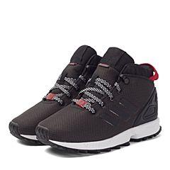 adidas阿迪三叶草新款专柜同款男小童ZX FLUX休闲鞋S76269