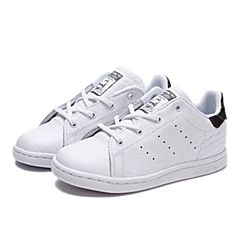 adidas阿迪三叶草2017新款婴童STAN SMITH I休闲鞋BB3008