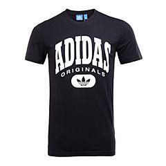adidas阿迪三叶草2017年新款男子三叶草系列短袖T恤BQ3069