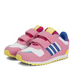 adidas阿迪三叶草2017新款女婴童ZX 700 CF I休闲鞋BB2826