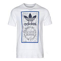 adidas阿迪三叶草2017新款男大童J GRAPHIC TEE短袖T恤BK6217