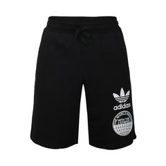 adidas阿迪三叶草2017年新款男子三叶草系列针织短裤BP8939