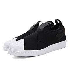 adidas阿迪三叶草新款中性SUPERSTAR经典贝壳头系列休闲鞋BZ0112