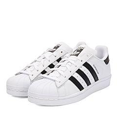adidas阿迪三叶草大童SUPERSTAR J休闲鞋BZ0362