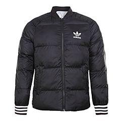 adidas Originals阿迪三叶草2017年新款男子SST JACKET棉服BR4798