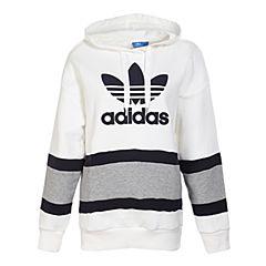 adidas Originals阿迪三叶草新款女子TREFOIL HOODIE套头衫BS4292