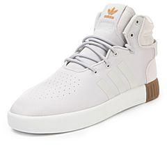 adidas Originals阿迪三叶草新款中性TUBULAR INVADER三叶草系列休闲鞋BY3627