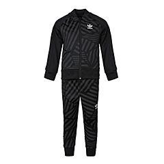 adidas阿迪三叶草2018男小童L GRPHC SST长袖套服CD8417