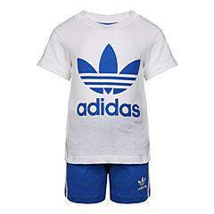 adidas Originals阿迪三叶草2018男婴童I SHORT TEE SET短袖套服CE1995