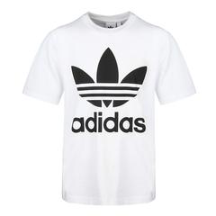 adidas Originals阿迪三叶草2018男子OVERSIZED TEE短袖T恤CW1212