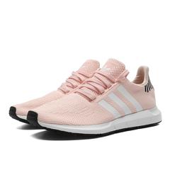 adidas Originals阿迪三叶草2018女子Swift Run W三叶草系列休闲鞋B37681
