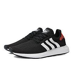 adidas Originals阿迪三叶草2018中性SWIFT RUN三叶草系列休闲鞋B37730