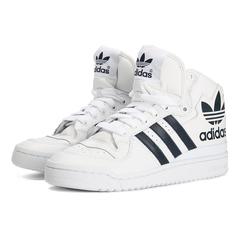 adidas Originals阿迪三葉草中性FORUM MID RS XL三葉草系列休閑鞋D98191