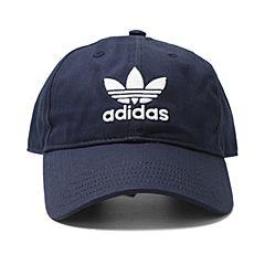 adidas Originals阿迪三叶草2018中性TREFOIL CAP帽子CD6973