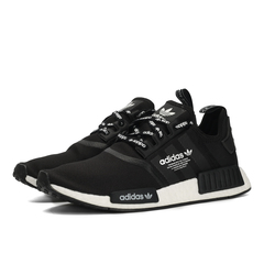 adidas Originals阿迪三叶草2018中性NMD_R1 LogoDIRECTIONAL休闲鞋F99711
