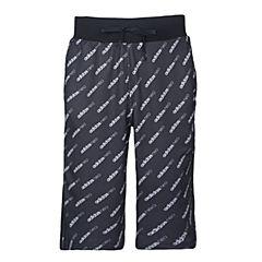 adidas阿迪休闲2017年新款男子休闲系列针织短裤BK6832