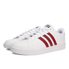 adidas neo阿迪休闲2018年新款中性CF ADVANTAGECOURT系列休闲鞋DA9636