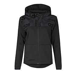 adidas neo阿迪休闲2018女子W CS Hooded Zip连帽夹克CV7740