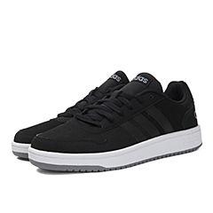 adidas neo阿迪休闲2018男子HOOPS 2.0篮球休闲鞋DB0122