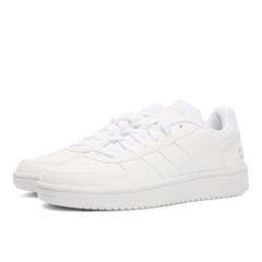 adidas neo阿迪休闲2018女子HOOPS 2.0篮球休闲鞋B42096