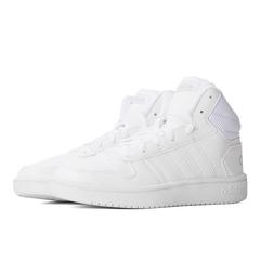adidas neo阿迪休閑2019女子HOOPS 2.0 MID籃球休閑鞋B42099