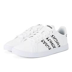 adidas neo阿迪休閑女子COURTPOINT XCOURT休閑鞋FW8415