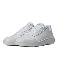 adidas neo阿迪休閑2021女子HOOPS 2.0籃球休閑鞋FY6024