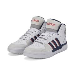 Adidas Neo阿迪達斯休閑2021男子ENTRAP MID籃球休閑鞋FY6621
