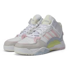 adidas neo阿迪休閑2021女子5TH QUARTER籃球休閑鞋FY6640