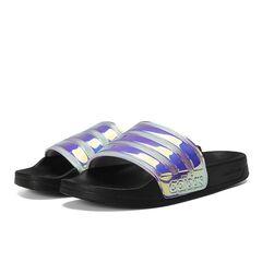 Adidas Neo阿迪達斯休閑2021女子ADILETTE SHOWER拖鞋FY8178