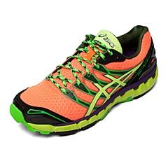 asics亚瑟士2015新款男子GEL-FujiSensor 3跑步鞋T4E0N-3007