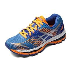 asics亚瑟士2015新款女子GEL-NIMBUS 17跑步鞋T557N-3993