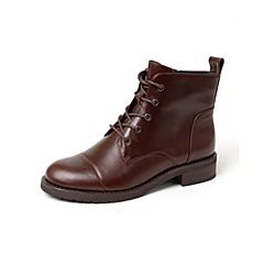 休閑 短靴