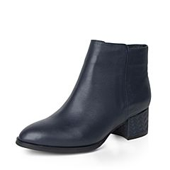 简约 短靴