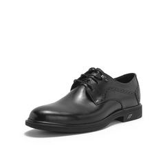 Belle/百丽英伦风雕花鞋2019年春新商场同款牛皮革男商务皮鞋B3G01AM9