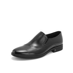 Belle/百丽商务正装鞋2019春新商场同款牛皮革男皮鞋5YB02AM9