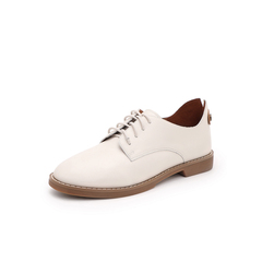 Belle/百丽马丁鞋2019春季商场同款新牛皮革女皮鞋3OD20AM9