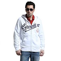 CAT/卡特 专柜同款 春季白色户外男卫衣CB3MKHOZ173W11 情侣款