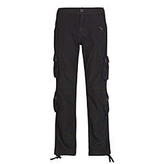 CAT/卡特 专柜同款 女装黑色休闲裤CB1WCPNT621F01